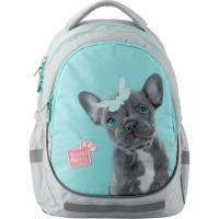 Рюкзак шкільний сірий Studio Pets Kite SP19-700M