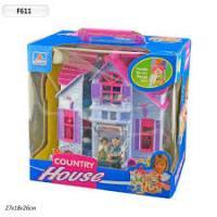 Будиночок для ляльок F611