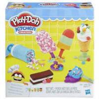 Ігровий набір Hasbro Play-Doh Створити улюблене морозиво (E0042)