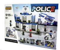 Конструктор 136КВ Police 515ел Конструкторське бюро