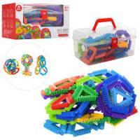 Конструктор пластикові блоки в валізі 48 деталей 8041Y