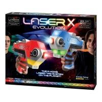 Ігровий набір для лазерних боїв Laser X Evolution для двох гравців (88908)