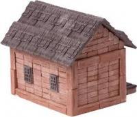 Керамічний конструктор  Будиночок з черепицею Серія Старе місто 280 деталей (70286)