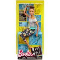 Лялька-модель Barbie Йога шатенка FTG82-JA10