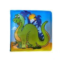 """Книжка для ванни """"Динозаврики"""", Limo Toy, 70038"""