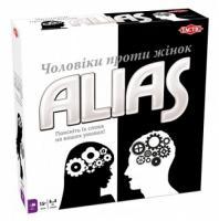 """Гра настільна """"Alias (Еліас. Чоловіки проти жінок)"""""""