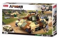 Конструктор SLUBAN Танк M38-B0859