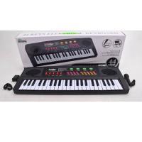 Синтезатор YYX-001-002 44клавіші, мікрофон, запис, демо, на бат / від мережі