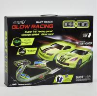 Трек Glow Racing JJ 86-2 р / у