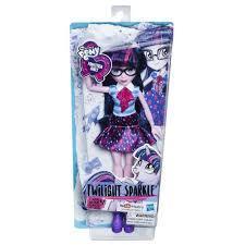 Лялька Hasbro Мій маленький поні Сутінкова Іскорка (E0671)