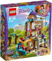 Конструктор LEGO Friends Будинок дружби 722 деталі (41340)