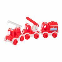 Набір авто Wader Kid Cars Пожежник (39547)
