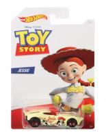 Mattel Hot Wheels Vehicle Jessie (Історія іграшок) 1:64 GDG83