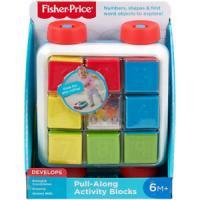 Іграшка-каталка Яскраві кубики Fisher-Price GJW10