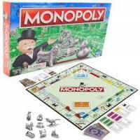 Настільна гра Hasbro Класична Монополія оновлена (українська) (C1009)