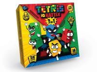 Гра Tetris IQ Battle 3в1 Данко тойс