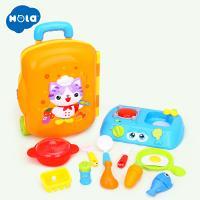 Іграшка Hola Toys Валіза кухаря (3108)