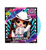 """Ігровий набір з лялькою L.O.L. Surprise! серії O.M.G. Remix """"- Леді-Кантрі"""""""