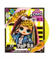 """Ігровий набір з лялькою L.O.L. Surprise! серії O.M.G. Remix """"- Диско-Леді"""""""