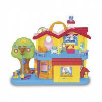Ігровий набір Заміський будинок (світло, звук), Kiddieland 032730