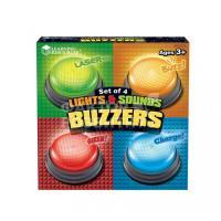 Світлові кнопки для голосування (Комплект для рольових ігор і групових змагань)