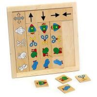 Класифікація Вкажи напрямок Lam Toys 18 деталей