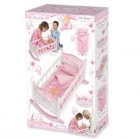 "Ліжечко для лялечок ""Maria"" DeCuevas 54523"