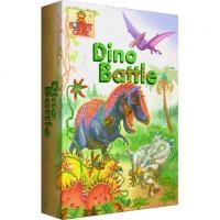 Настільна гра BombatGame Діно Батл