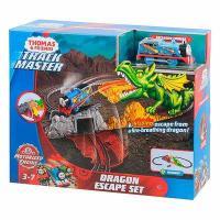 Набір Thomas and Friends Track master Полум'я дракона моторизований (FXX66)