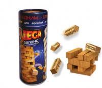 Настільна гра Vega, Jenga, 56 брусків