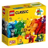 "Конструктор LEGO Classic ""Кубики та ідеї"" 11001"