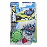 Бейблейд Волтраек V4  Hasbro Beyblade Burst Turbo Slingshock Valyryek V4 (E4727)