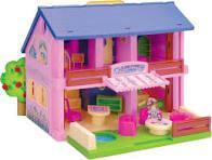 Будиночок для ляльок Wader (25400)