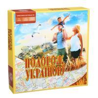 Настільна гра Подорож Україною