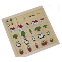 Класифікація Порівняй і підбери Lam Toys 18 деталей