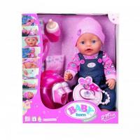Лялька Baby Born Ніжні обійми Джинсовий стиль (826157)