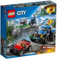 LEGO City 60172 Погоня на грунтовій дорозі