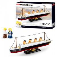 Конструктор SLUBAN Титанік M38-B0835