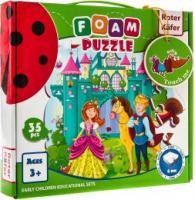 Пазли Foam puzzles Princess PK 1202-06