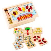 Лото Кількість Lam Toys 28 деталей 1611