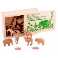 Граємо в зоопарк: об'ємні фігури  Lam Toys 5000