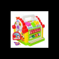 """Розвиваюча іграшка """"Теремок-сортер"""", Limo Toy, 9196"""