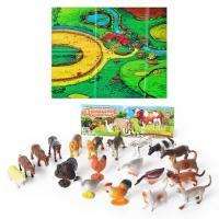 Набір фігурок Домашні тварини гумові 0256