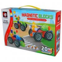 Конструктор магнітний Xinbida - Magnetic Blocks 3D 8020